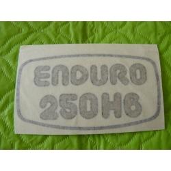Adhesivo Enduro 250 H6