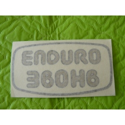 Adhesivo Enduro 360 H6