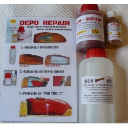 Reparador de depósitos hasta 30 litros