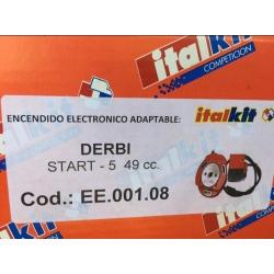 Rotor Italkit Derbi Variant Start 5