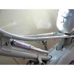 Bomba hinchar ruedas Mobylette primeros modelos