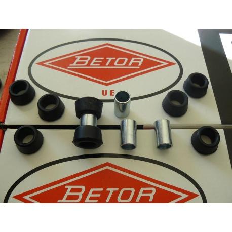 Kit silentblocks amortiguadores Betor