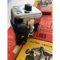 Llave luces Leonelli L.40/A