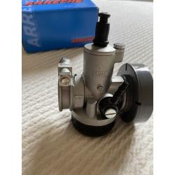 Carburador Amal 18 con filtro