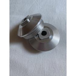 Rosca aluminio tapones Bultaco