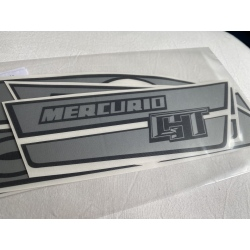 Adhesivos Bultaco Mercurio 175 GT
