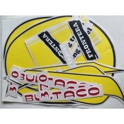 Adhesivos Bultaco Frontera Mk11