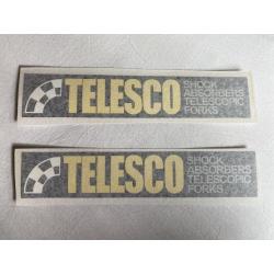 Adhesivos horquilla Telesco