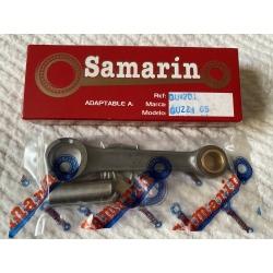 Biela Samarin Guzzi 65