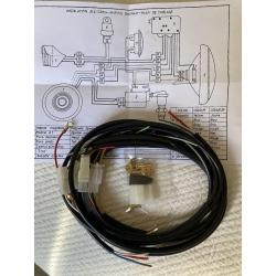 Instalación eléctrica Montesa Enduro 250/360