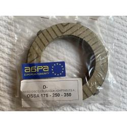 Discos embrague Ossa 160/175/230/250