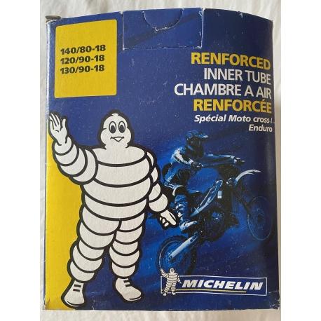 """Cámara Michelin reforzada 18"""""""