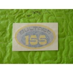Adhesivo Bultaco 155