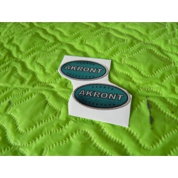 Adhesivo Akront verde