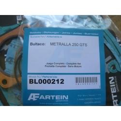 Juntas motor Bultaco Metralla GTS 250
