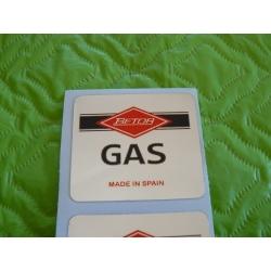 Adhesivo Betor gas