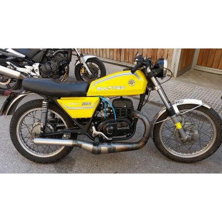 Escape Bultaco competición