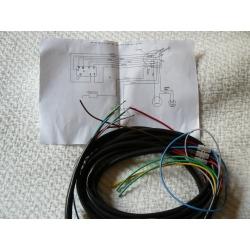 Instalación eléctrica Bultaco Mercurio