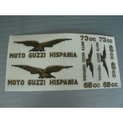 Adhesivos Guzzi 49/65/73