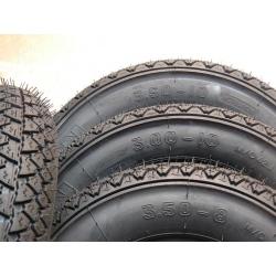 """Neumático Michelin S83 3.50x10"""""""